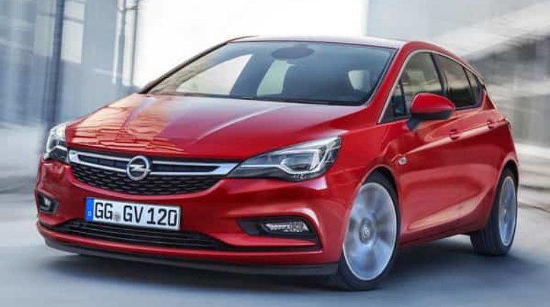 Opel Astra – 2021